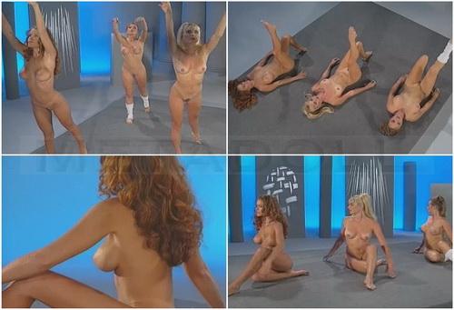 Nude Stretching & Nude Tai Chi
