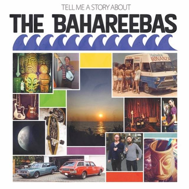 Tell me a Story about The Bahareebas