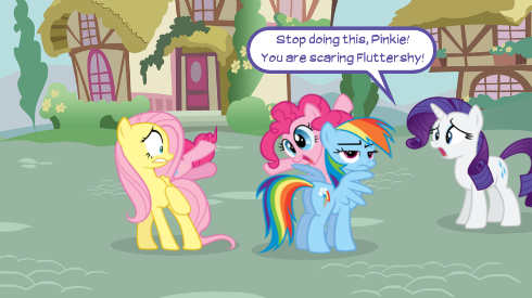 Thinking With Pinkie