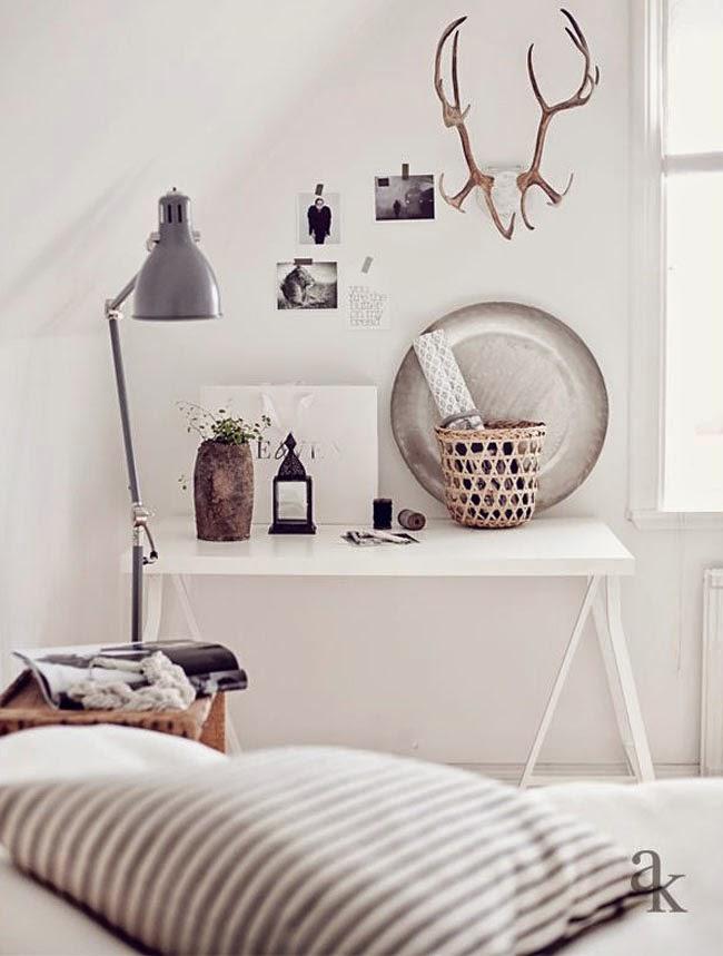 Muebles de dormitorio por la decoradora experta: lámparas de pie ...