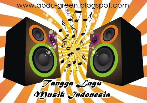 Tangga Lagu Indonesia Terbaru Januari 2013