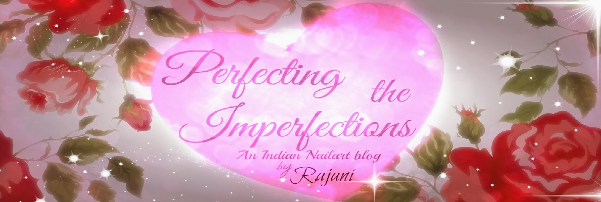 Perfecting the Imperfections | An Indian Nail-art Blog