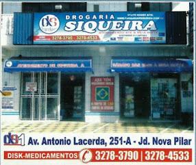DROGARIA SIQUEIRA Drogaria e Perfumaria