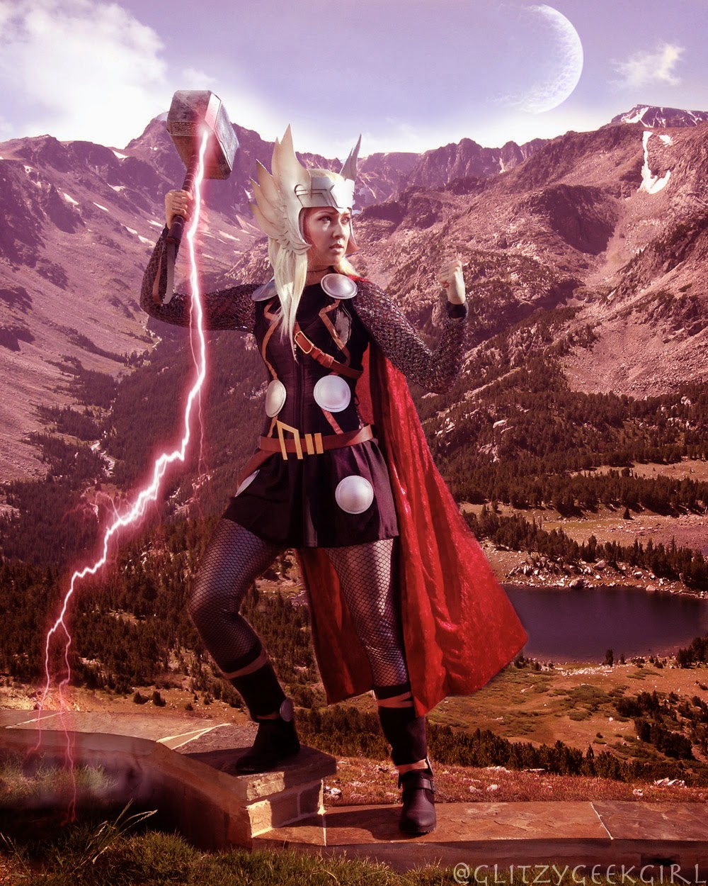 Omglitzy tutorial thor cosplay tutorial thor cosplay solutioingenieria Images