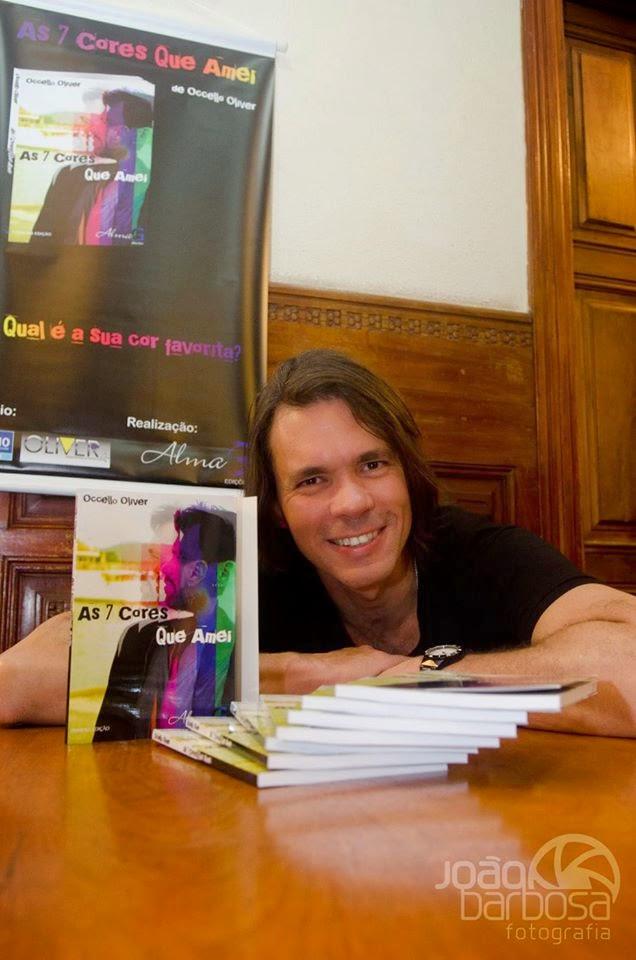 Editor, escritor e jornalista Occello Oliver