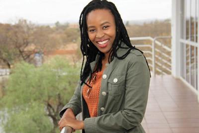 BBAfrica hotshots Housemate Goitse Kgaswane