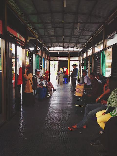Transjogja busstop
