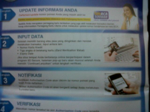 SMS gateway untuk proteksi transaksi