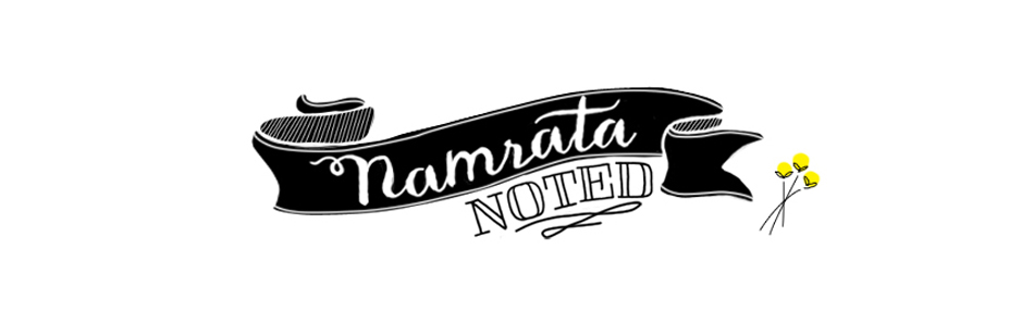 Namrata-Noted
