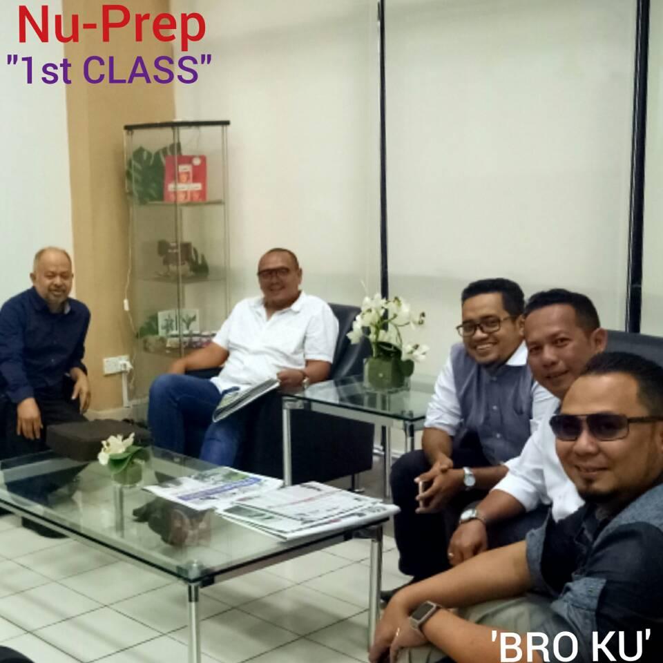 Nu-Prep 1st CLASS.