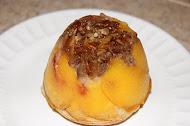 Peach - Praline Cakelets