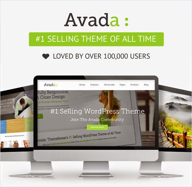BighyDesign: Avada | PSD Web Template