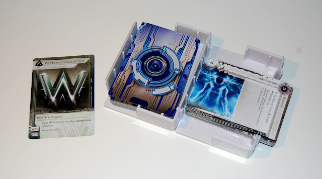 Card Caddy Review Netrunner