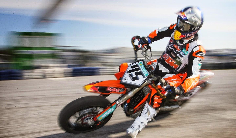 KTM Rene Esterbauer Sports Bikes Photo Gallery