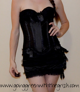 corset from front