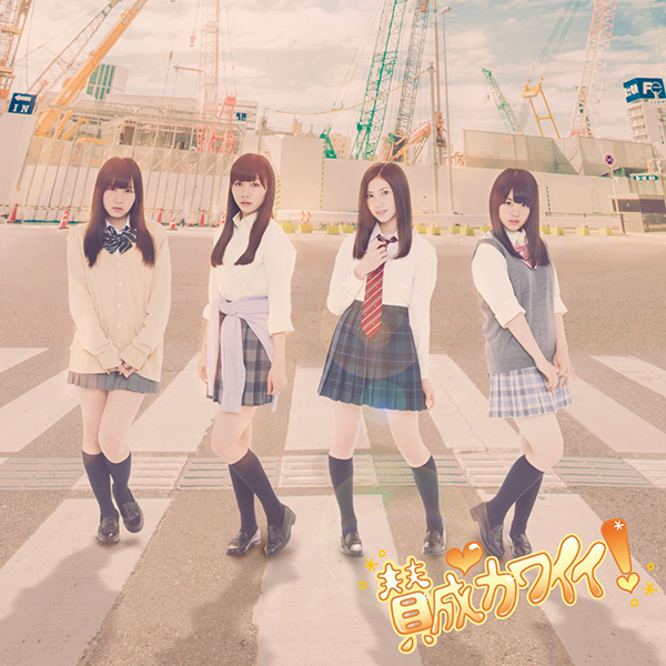 SKE48 - 賛成カワイイ!【初回限定盤D】   賛成カワイイ!