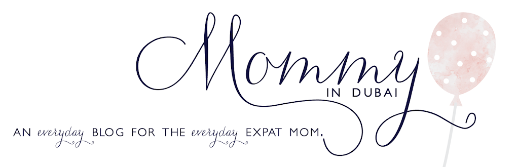 Mommy In Dubai | An Everyday Expat Blog