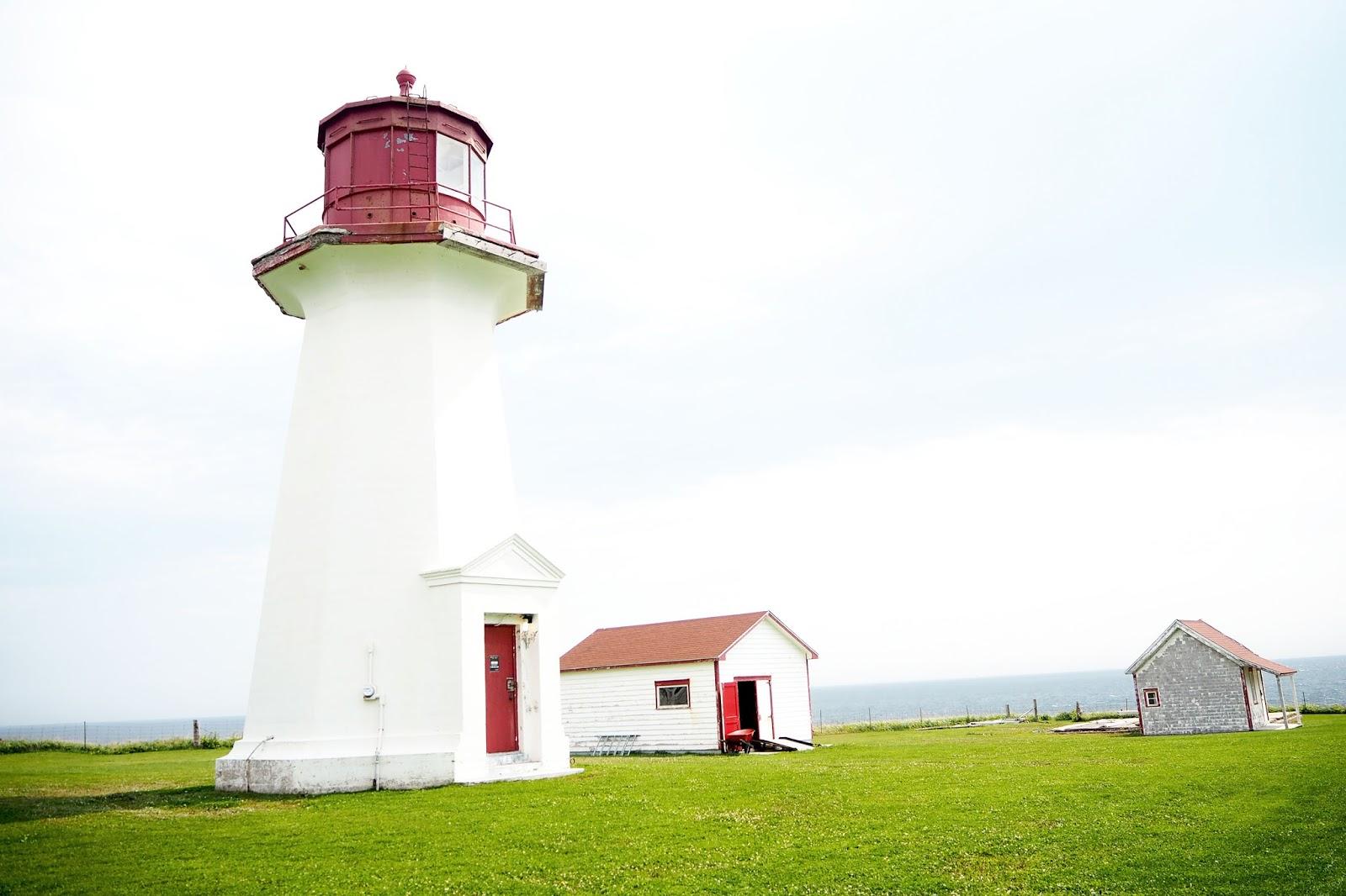 phare Gaspésie