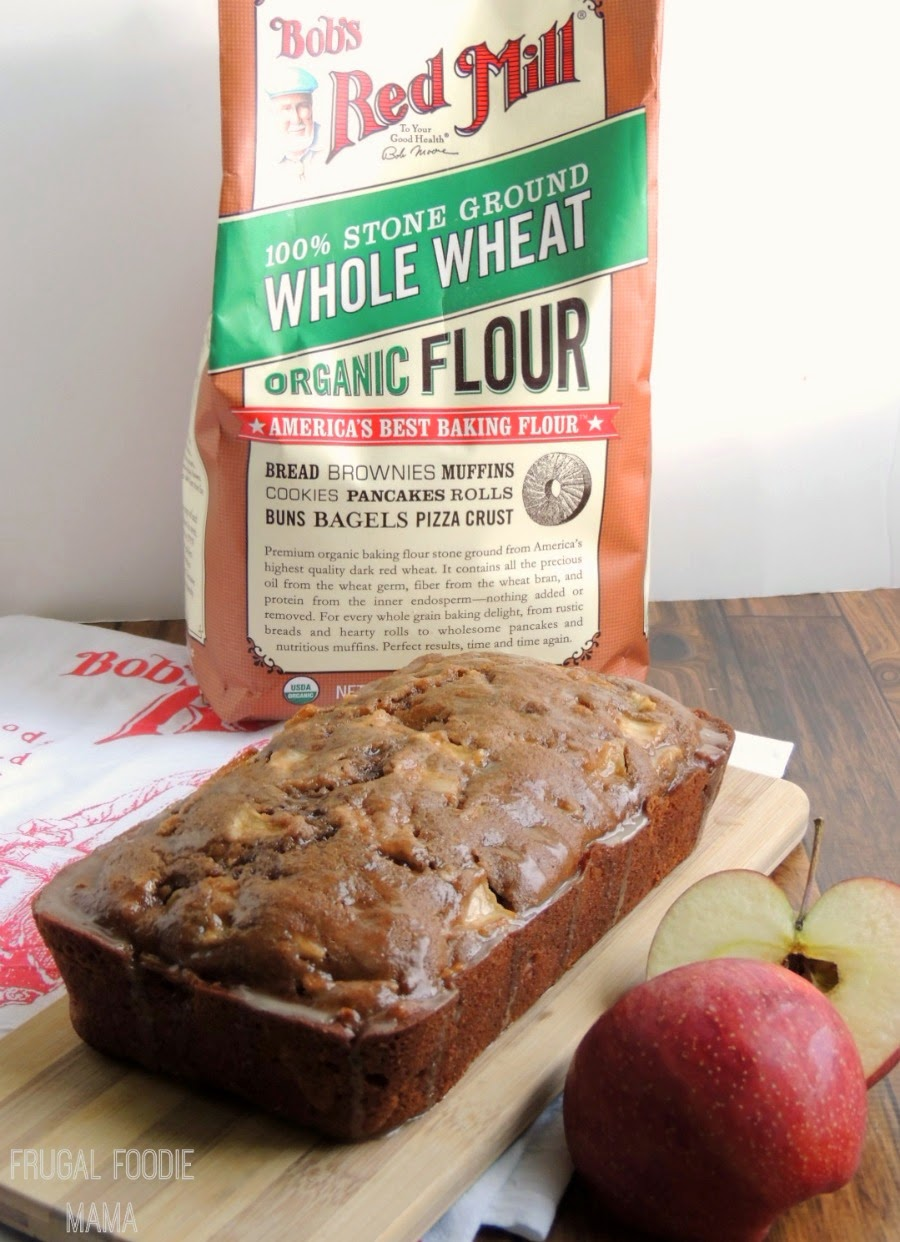 This moist and delicious Whole Wheat Apple-Walnut Chai Bread is packed full of the good stuff like apples, walnuts, whole grains, and chai spices for a fall/holiday kick.