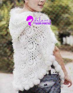 free knitting pattern poncho - Zurbahan Blog