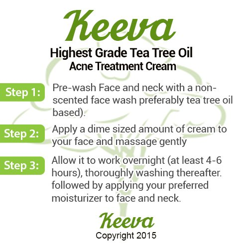 Baby and the Chi's: Keeva Tea Tree Oil Acne Treatment ...