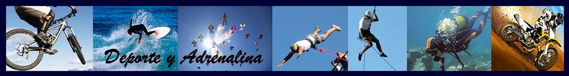 Deporte y Adrenalina