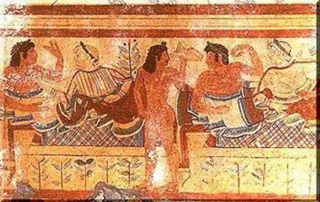 etruscan and roman art essay Roman and greek art - essay example roman art has taken much from etruscan art and resembles a lot with the etruscan art roman art shares its kinship of greek.
