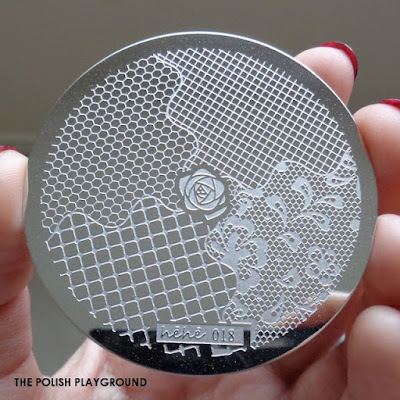 Lady Queen - Stamping Plate Hehe 018 Review