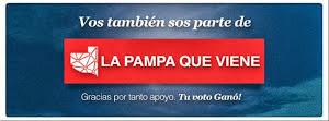 La Pampa: FREPAM -UCR,PS,FreGen-