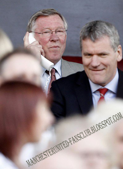 Sir Alex Ferguson on Telephone-Man Utd vs Fulham