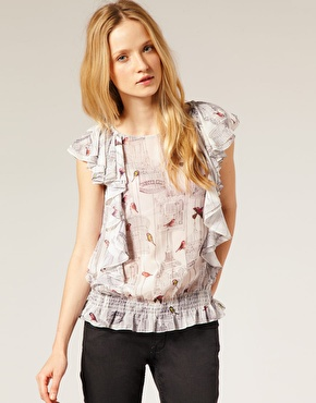 296d04fb9 Rouge Deluxe  New Ted Baker tops from ASOS