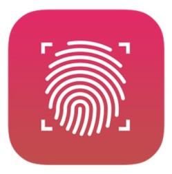 rilevatore sensore impronte digitali Android