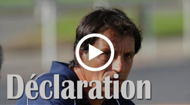 VIDÉO. Déclaration de Bijotat après le match CRB - JSK