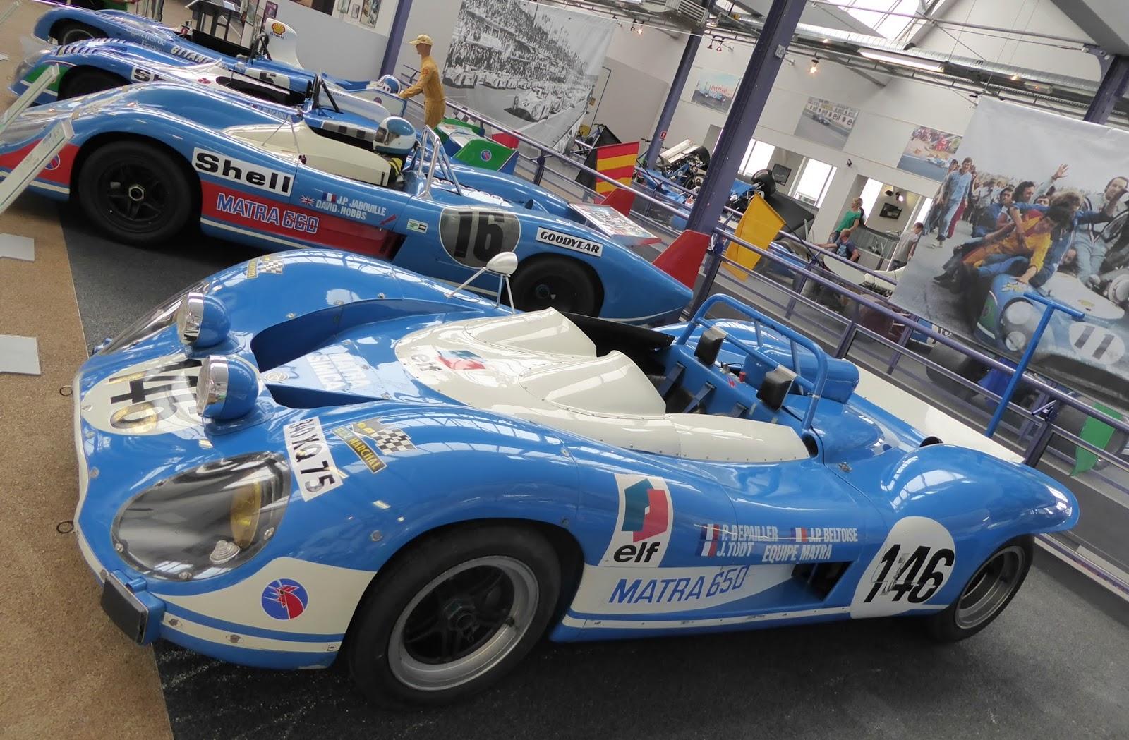 Rouen-les-AFX: Mmm....Matra Museum Musings
