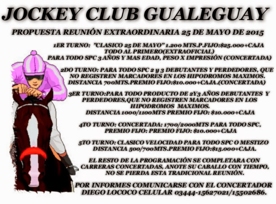 llamados gualeguay
