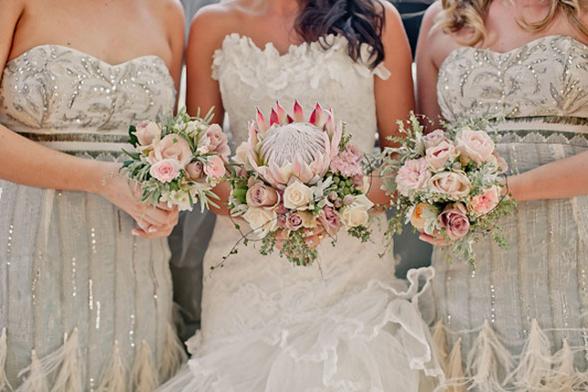 Wedding Trends Rustic Vintage Wedding Bouquets