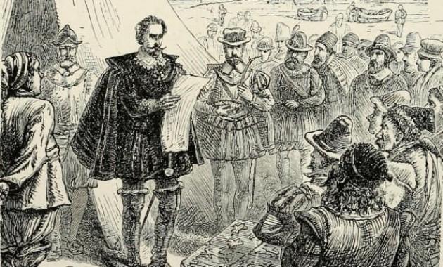 Roanoke…Το 450 ετών μυστήριο της εξαφάνισης μιας αποικίας