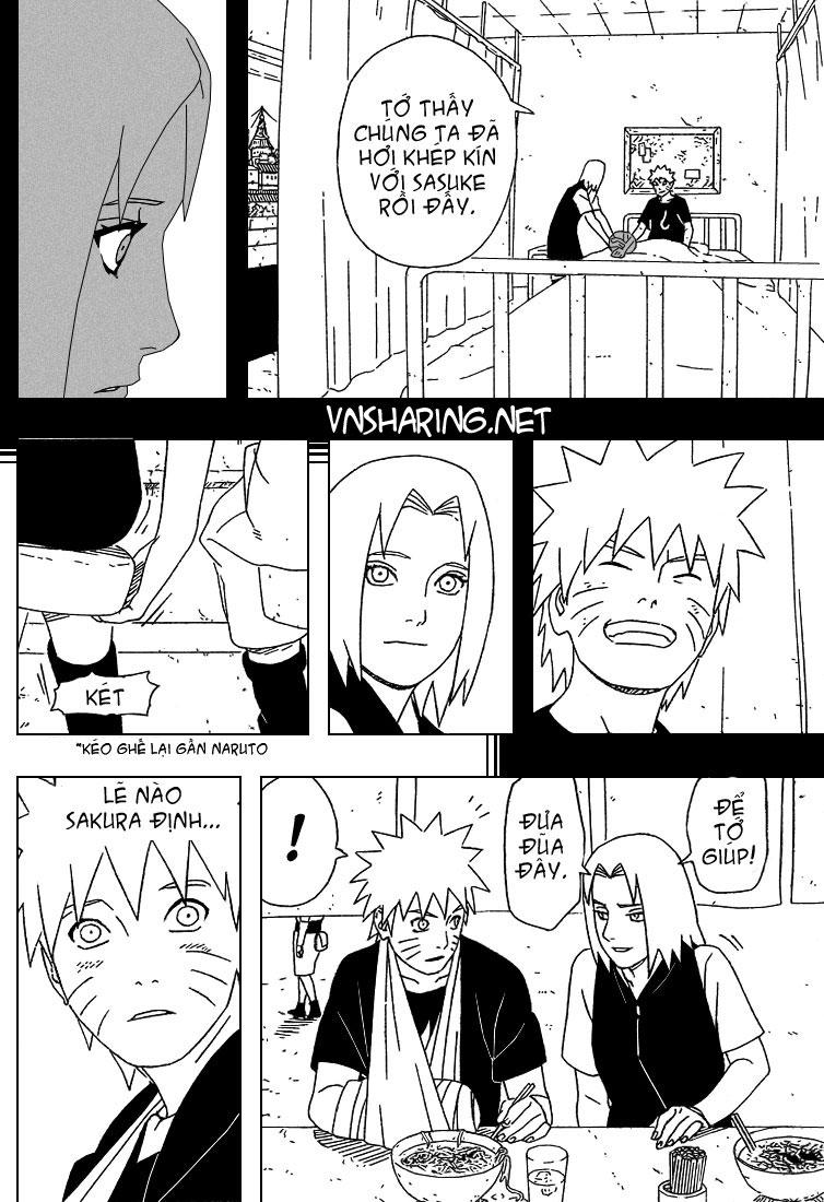 Naruto chap 343 Trang 8 - Mangak.info