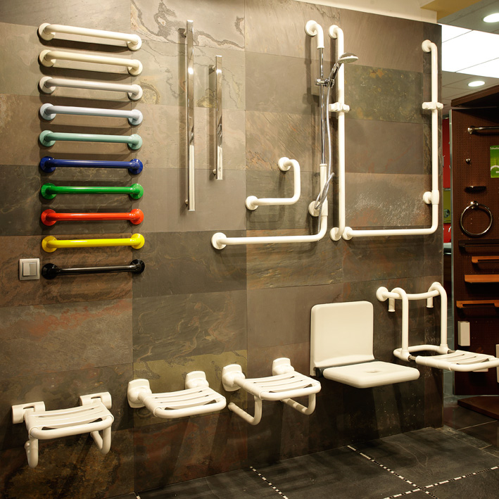 Cabinas De Ducha De Obra:Comodidad-de-los-asientos-de-duchajpg