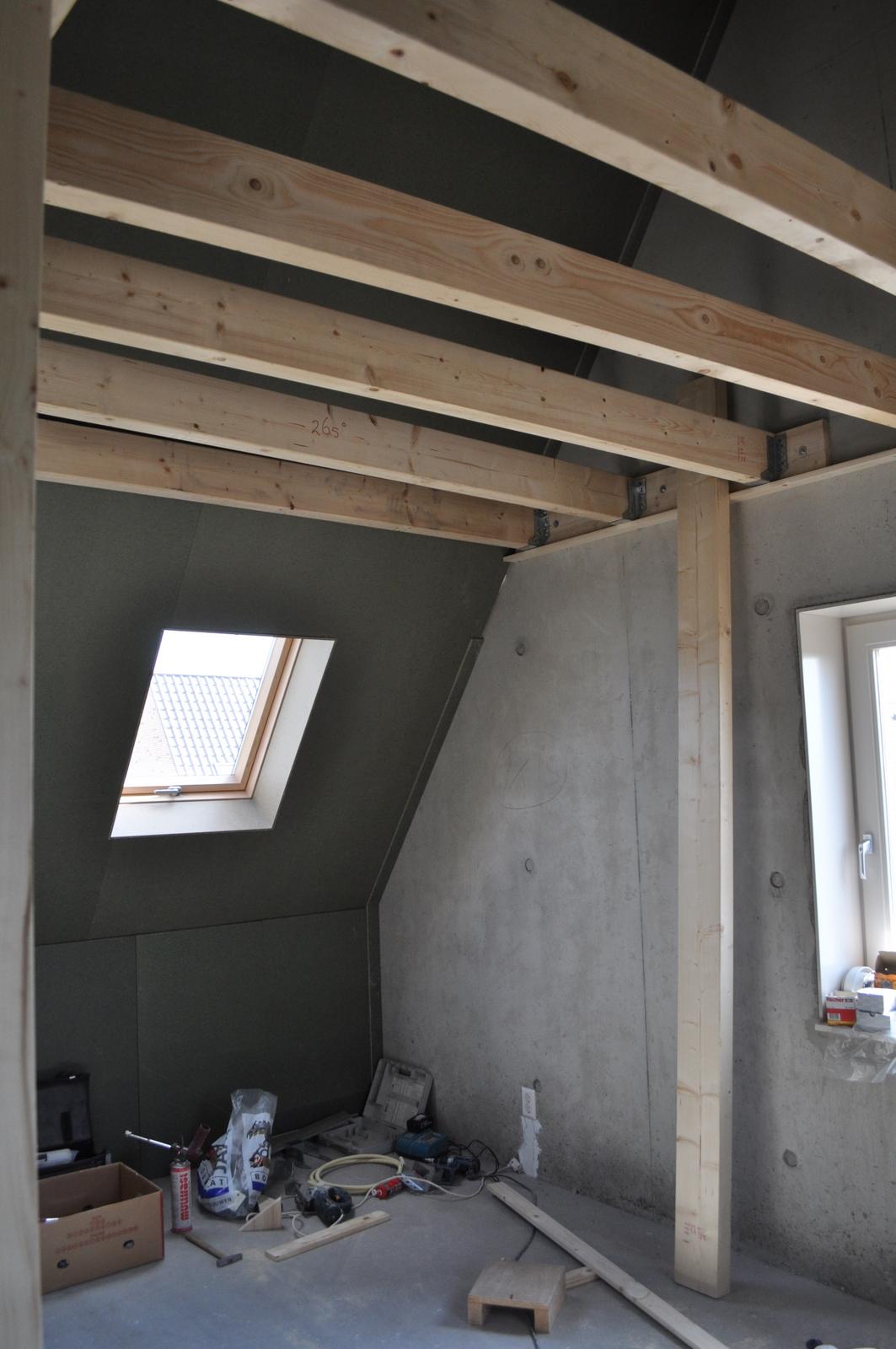 Slaapkamer Onder Het Dak Ontwerp