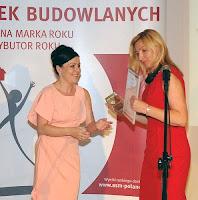 Nagroda dla Blachy Pruszyński 2013