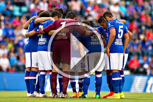 Cruz Azul vs Puebla En Vivo