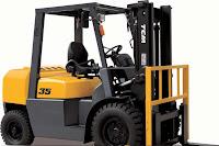 Xe nâng TCM Diesel