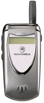 Motorola V60i: Flip Cell Phone at a Really Low Price