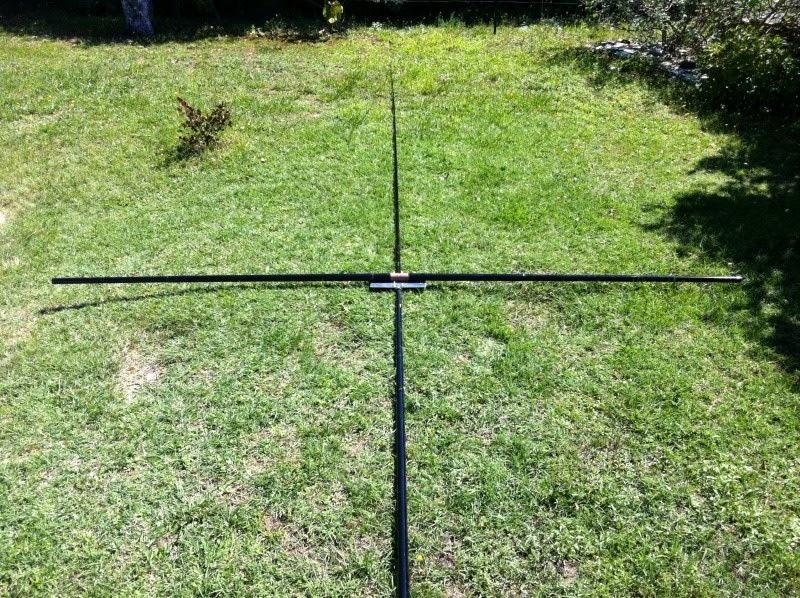 Vertical dipole antennas (vda) by f4bkv vincent - yb land dx.