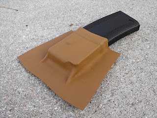 ultra low profile kydex mag pouch shingle