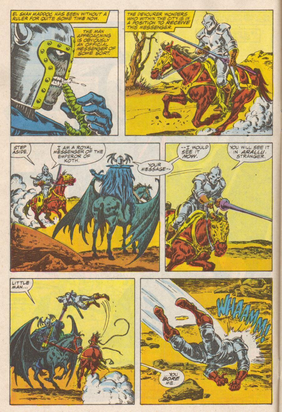 Conan the Barbarian (1970) Issue #190 #202 - English 3