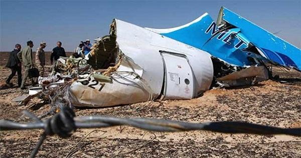 Pemimpin Dunia Berbeda Pendapat Soal Penyebab Jatuhnya Pesawat Rusia di Mesir