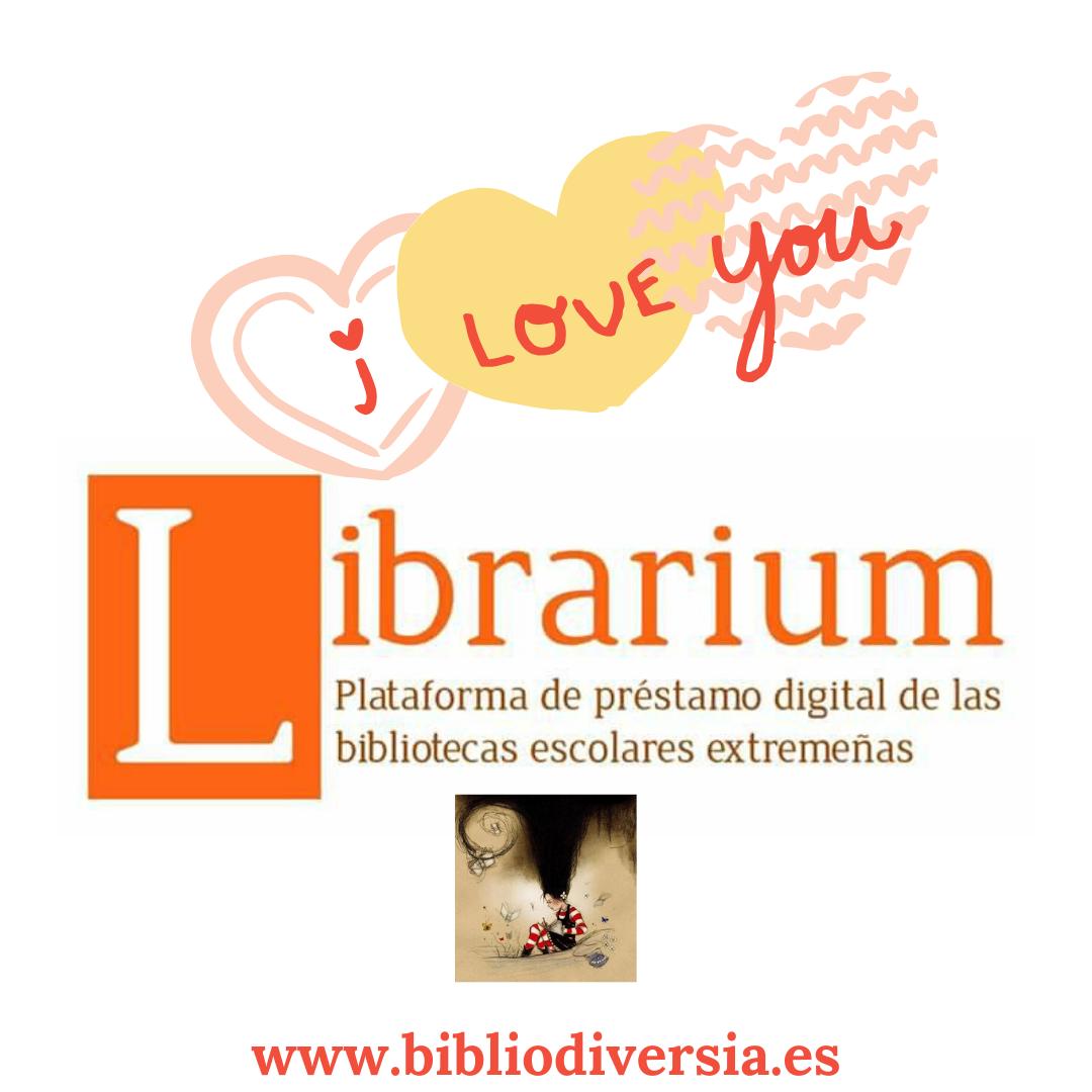 #ILoveLibrarium