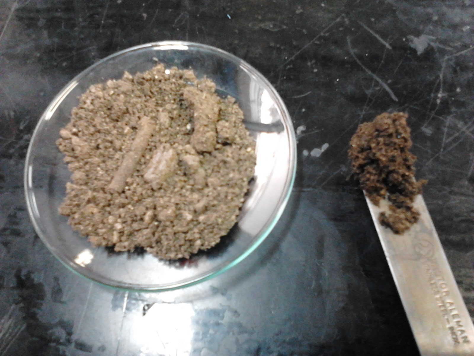 Determinacion de la humedad del suelo
